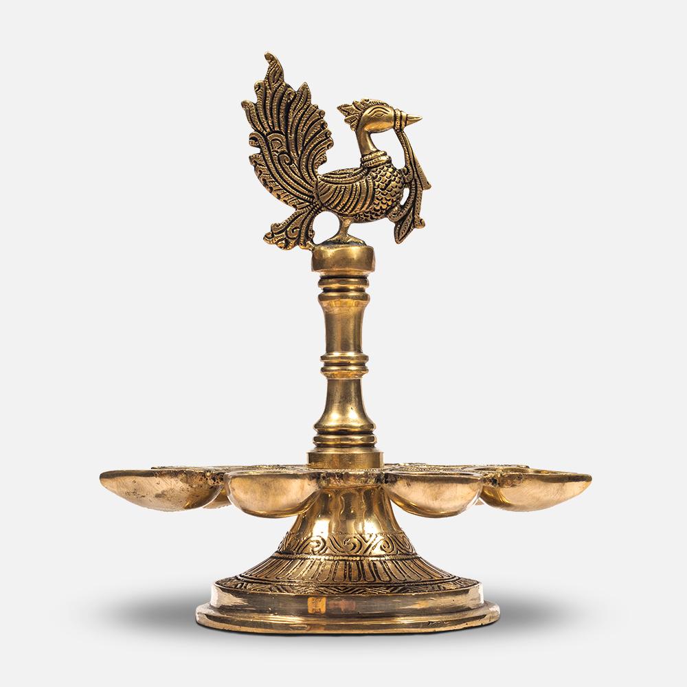 Brass Lamp