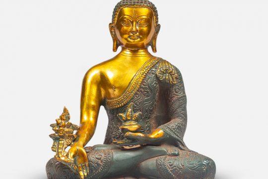Buddha Brass Statue
