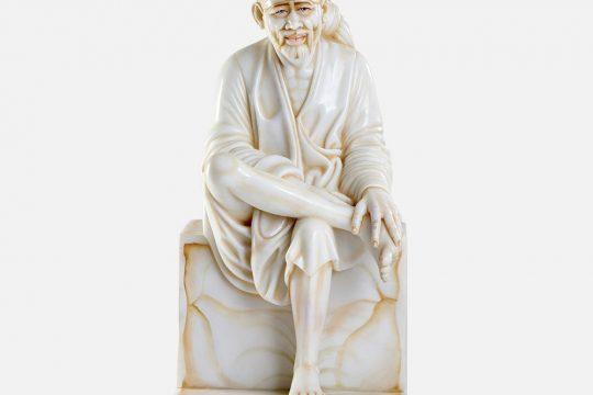 Sai Baba Marble Murti
