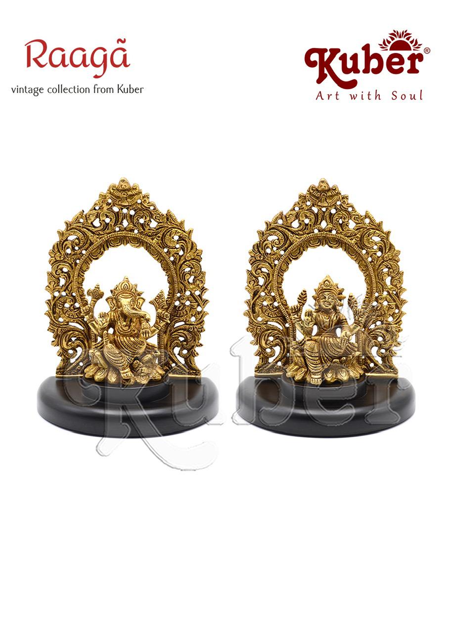 Ganesh Lakshmi Idols