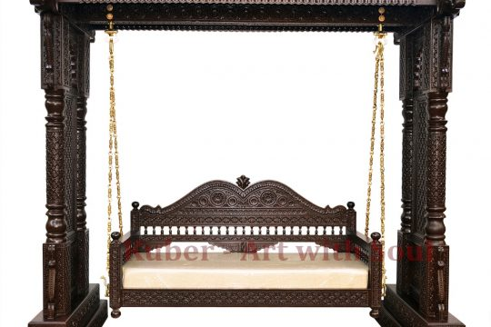 Indian Swing, Jhula for Garden, Traditional Indian Jhoola, Indian Design Swing